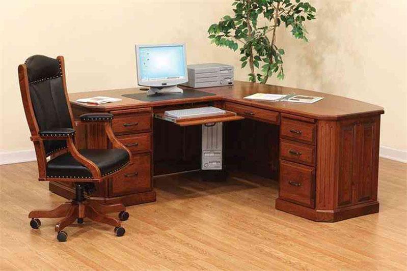 kancelarijski namestaj od punog drveta